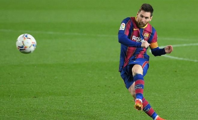 Koeman: Barcelona Beruntung Masih Punya Messi