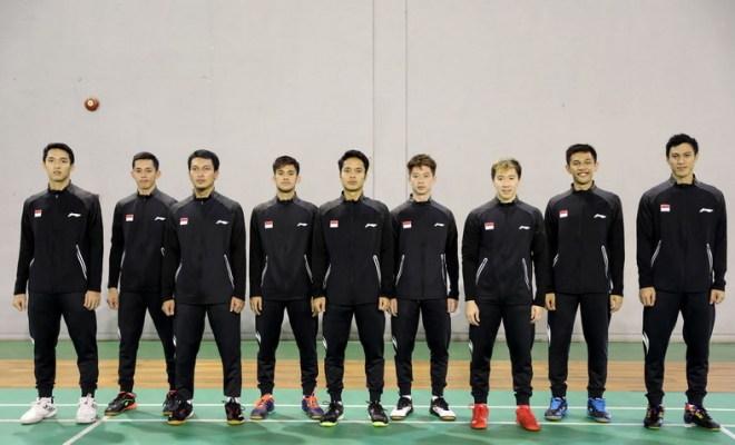 Kronologi Tim Bulutangkis Indonesia 'Dipaksa' Keluar dari All England 2021