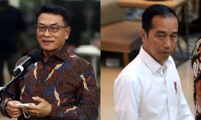 Menunggu Sikap Jokowi Soal Manuver Moeldoko Bikin Kisruh Demokrat