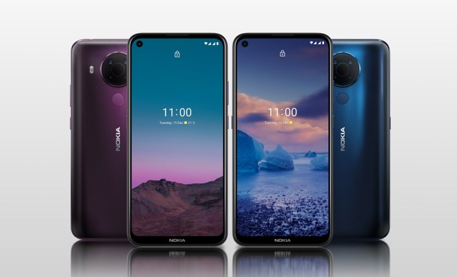 Nokia 5.4 Dirilis di Indonesia, Harga Hanya 3 Jutaan