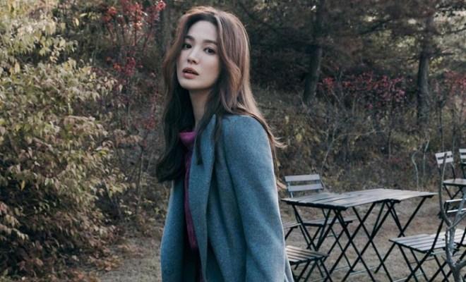 'Now We Are Breaking Up' Dibintangi Song Hye Kyo, Diarahkan Sutradara 'Vagabond'