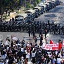 Peristiwa 'Minggu Berdarah' di Myanmar