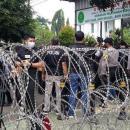 Polisi Perketat Pengamanan Sidang Rizieq Usai Bom Katedral Makassar