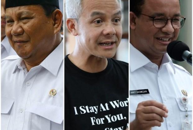 Anies Kalahkan Prabowo dan Ganjar pada Survei Presiden Pilihan Anak Muda