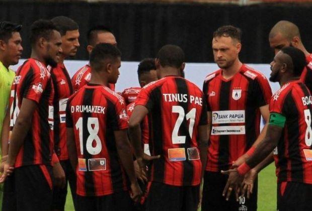 Sulit Kumpulkan Pemain, Persipura Belum Pasti Ikut Piala Menpora 2021