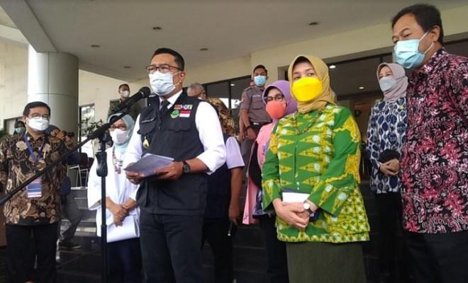 Ridwan Kamil: Varian Baru Corona Inggris B117 Ditemukan di Karawang!