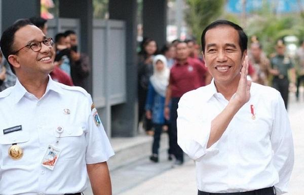Anies: Untung Presiden Jokowi Pernah Jabat Gubernur DKI