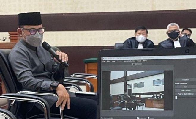 Bima Arya Beberkan Data dan Fakta Swab Rizieq di Persidangan