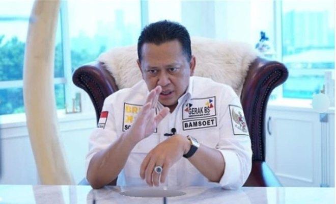 Dikritik Usman Hamid, Bamsoet: Memang KKB di Papua Pakai HAM?