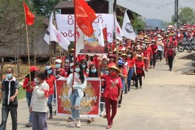 Lawan Kudeta Militer, Rakyat Myanmar Bentuk 'Pemerintah Persatuan'