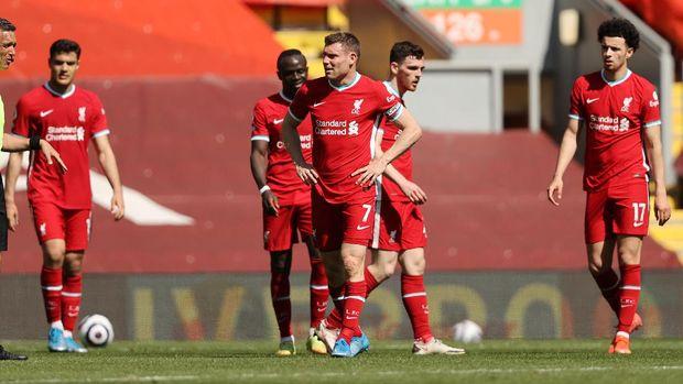 Liverpool Tak Cukup Bagus Finis Empat Besar Premier League