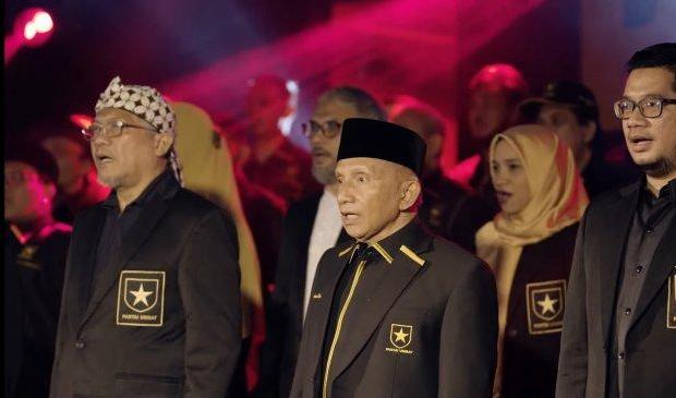 Menantu Amien Rais Resmi Jadi Ketua Umum Partai Ummat