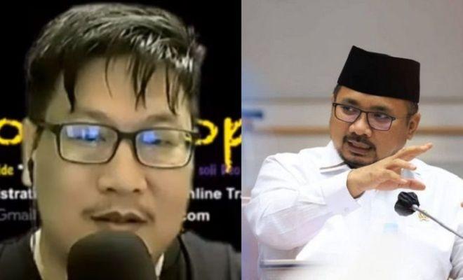 Mengaku Nabi ke-26, Jozeph Paul Zhang Tantang Menag Yaqut Diskusi Soal Agama