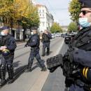 Polisi Prancis Tangkap 5 Perempuan Perencana Aksi Teror
