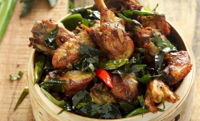 Resep Ayam Tangkap Khas Aceh, Menu Buka-Sahur Lezat Tak Membosankan