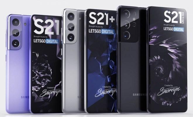 Samsung Galaxy S21 Series Terjual Lebih dari 1 Juta Unit