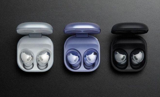 Samsung Rilis Galaxy Buds Pro