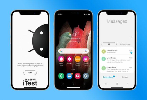 Samsung Rilis iTest, Rayu Pengguna iPhone Pindah ke Android