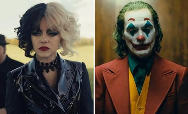 Tampilan Emma Stone di 'Cruella' Dibandingkan dengan Joker