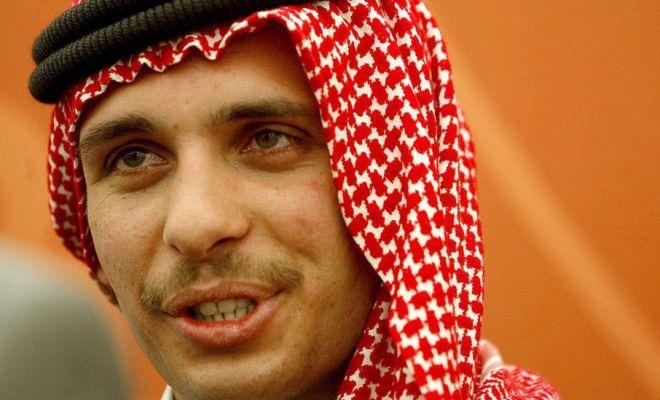 Yordania Kurung Pangeran Hamzah dalam Tahanan Rumah