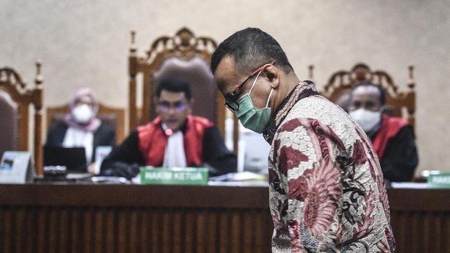 Edhy Bantah Ada Keterkaitan Prabowo dalam Suap Ekspor Benur