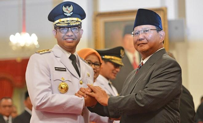 Elektabilitas Tertinggi, Namun Prabowo dan Anies Tokoh Paling Tak Diharapkan Jadi Presiden 2024