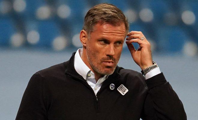 Jamie Carragher Sebut Manchester United Terlalu Banyak Dikritik
