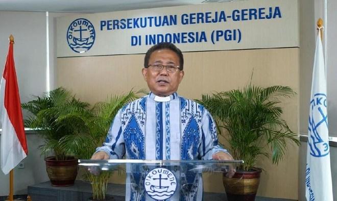 Prihatin Nasib 51 Pegawai KPK, PGI Bakal Surati Jokowi