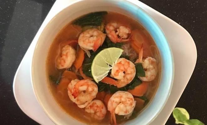 Resep Tomyam Udang, Makanan Berkuah Khas Thailand