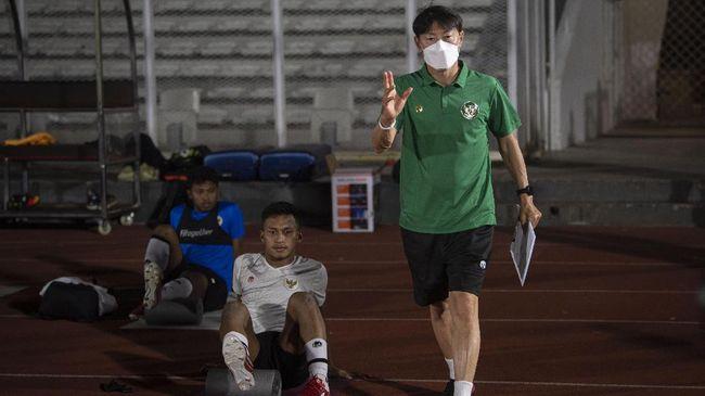 Shin Tae Yong Minta Pemain Pertaruhkan Nyawa