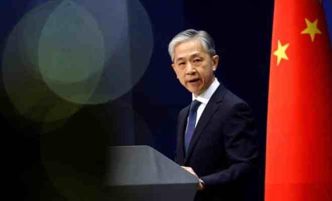 China: AS Adalah Pencuri Nomor Satu di Dunia
