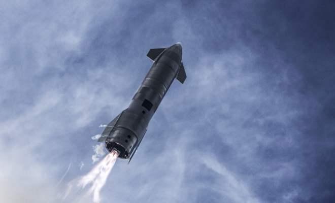Elon Musk Akan Luncurkan Roket ke Luar Angkasa dari Laut Pada 2022
