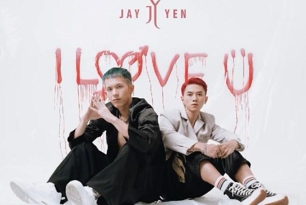 Jay Yen dan Rafael Smash Luncurkan Lagu 'I Love You'