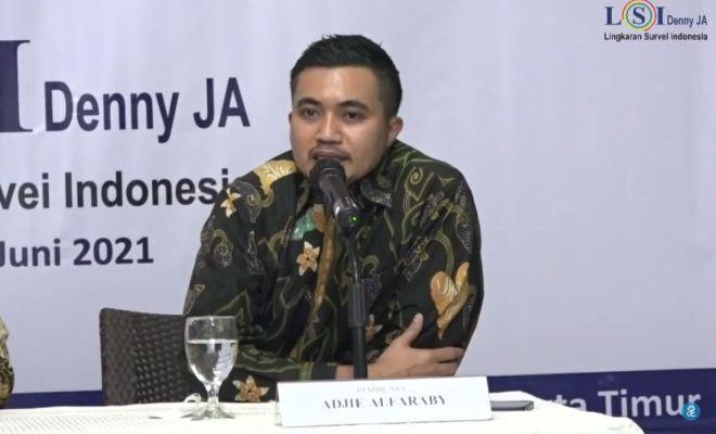 LSI Denny JA Ungkap Skenario PDIP-Golkar-Gerindra di Pilpres 2024