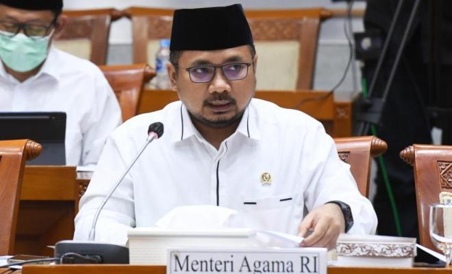 Menag Yaqut Gandeng NU-Muhammadiyah Gelar Sertifikasi Penceramah
