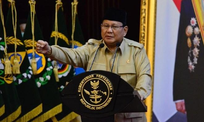 Soal Alutsista Rp1,7 Kuadriliun Prabowo Mengaku Dapat Arahan Jokowi