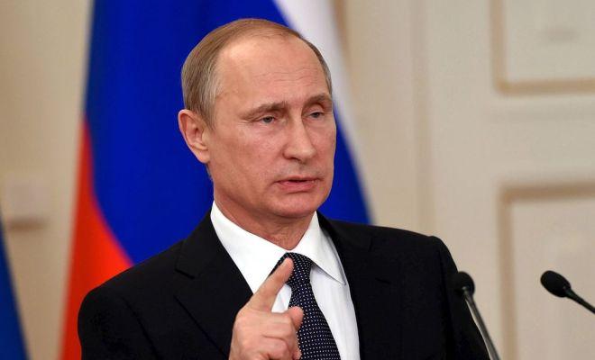 Putin: Hubungan Rusia-China Capai Level Tertinggi