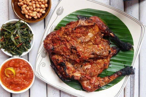 Resep Ayam Taliwang Khas Lombok