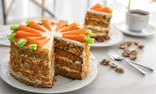 Resep Carrot Cake, Lezat dan Kaya Gizi
