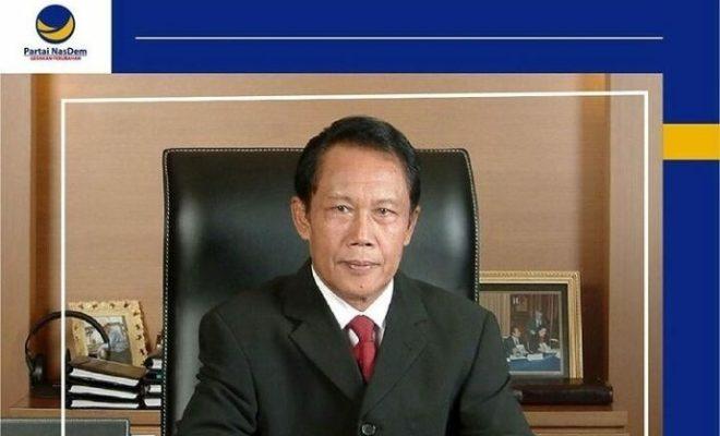 Hengkang dari PKPI, Sutiyoso Berlabuh ke Nasdem