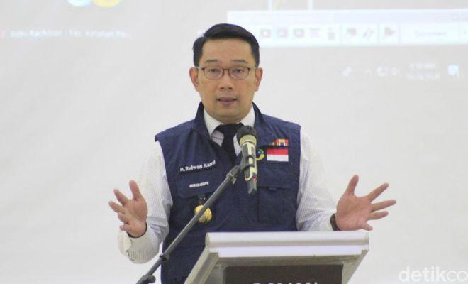 Temui 3 Ketum Parpol, Ridwan Kamil Enggan Beberkan Agendanya
