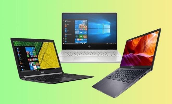 Anak Sekolah Online, Bekali dengan Laptop Harga di Bawah 5 Juta Berikut Ini