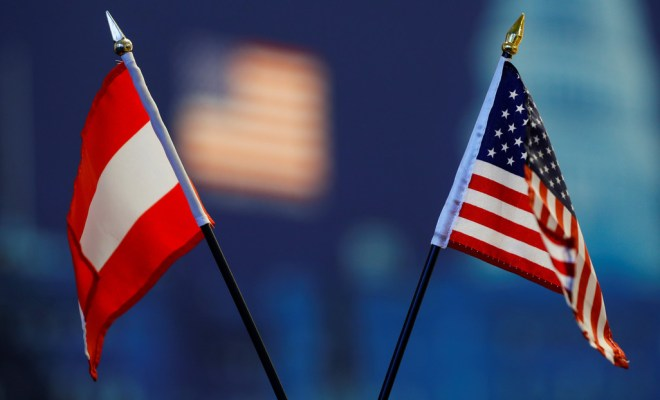 Puluhan Diplomat AS di Austria Kena Penyakit Otak Misterius