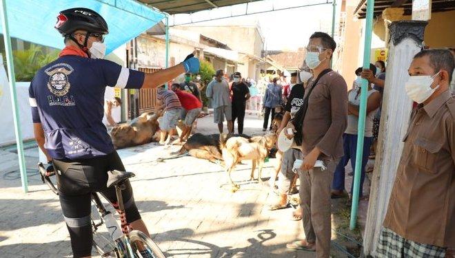 Ganjar: Kurban Tidak Hanya Menyembelih Hewan