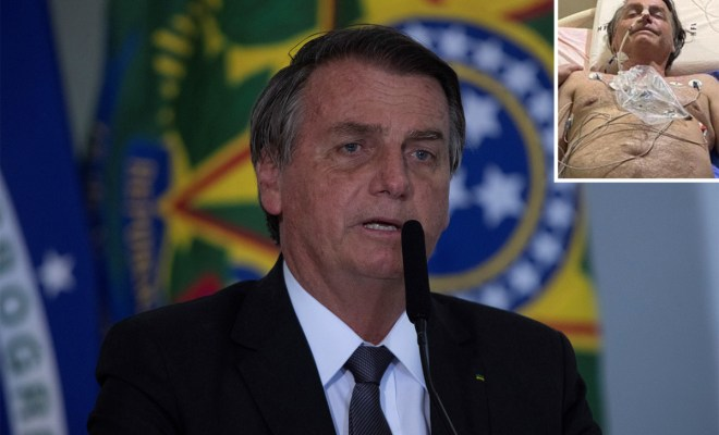 Presiden Brasil Dilarikan ke Rumah Sakit Gara-gara Cegukan