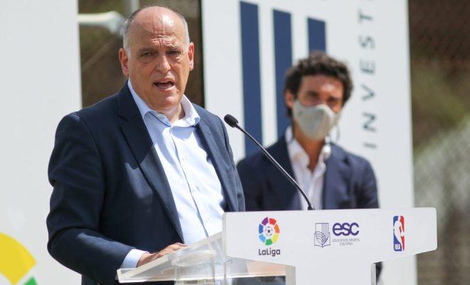 Presiden Liga Spanyol Pastikan Barcelona Tak Bisa Daftarkan Messi