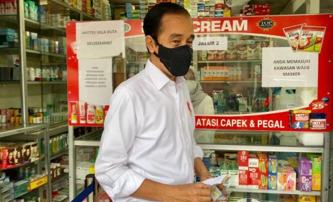 Rocky Gerung dan Epidemiolog UI Kritik Jokowi: Blusukan itu Lagu Lama