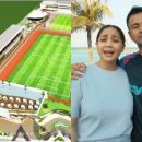Sarana Olahraga Paling Mewah akan Dibangun Raffi Ahmad