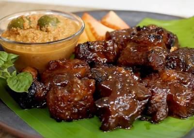 Resep Iga Bakar Kecap ala Chef Devina Hermawan