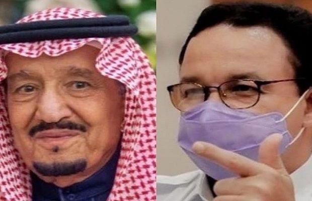 (Cek Hoaks atau Fakta) Saudi Desak Jokowi Lengserkan Anies Baswedan dari Jabatan Gubernur DKI